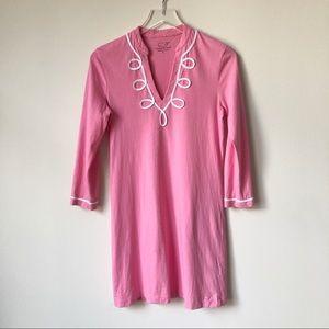Vineyard Vines Pink Rope Dress